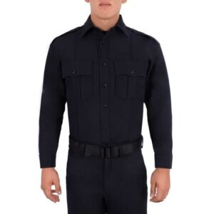 Blauer Mens SuperShirt, Long Sleeve