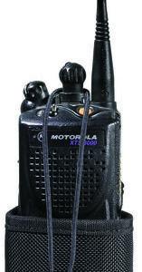 Safariland Accumold Adjustable Radio Holder
