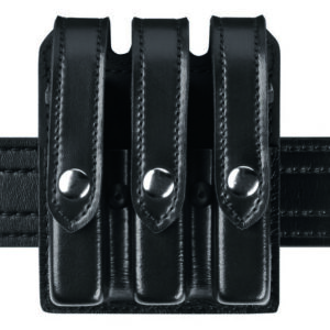 Safariland Slimline Triple Mag Pouch, Closed Top