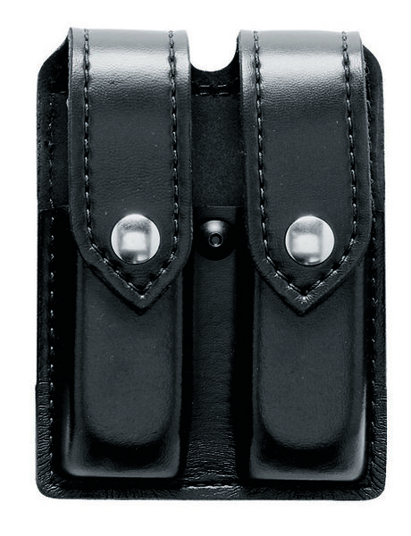 Safariland Model 77 Double Mag Pouch, Closed Top