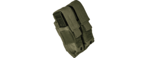 Armor Express Base Pouch, Double Mag, Covered