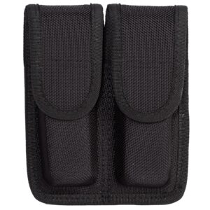 Tact Squad Nylon Double Mag Pouch, Flap