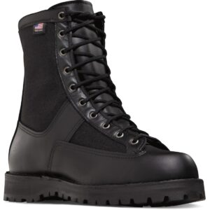 Danner Mens Acadia Waterproof Boot, Black